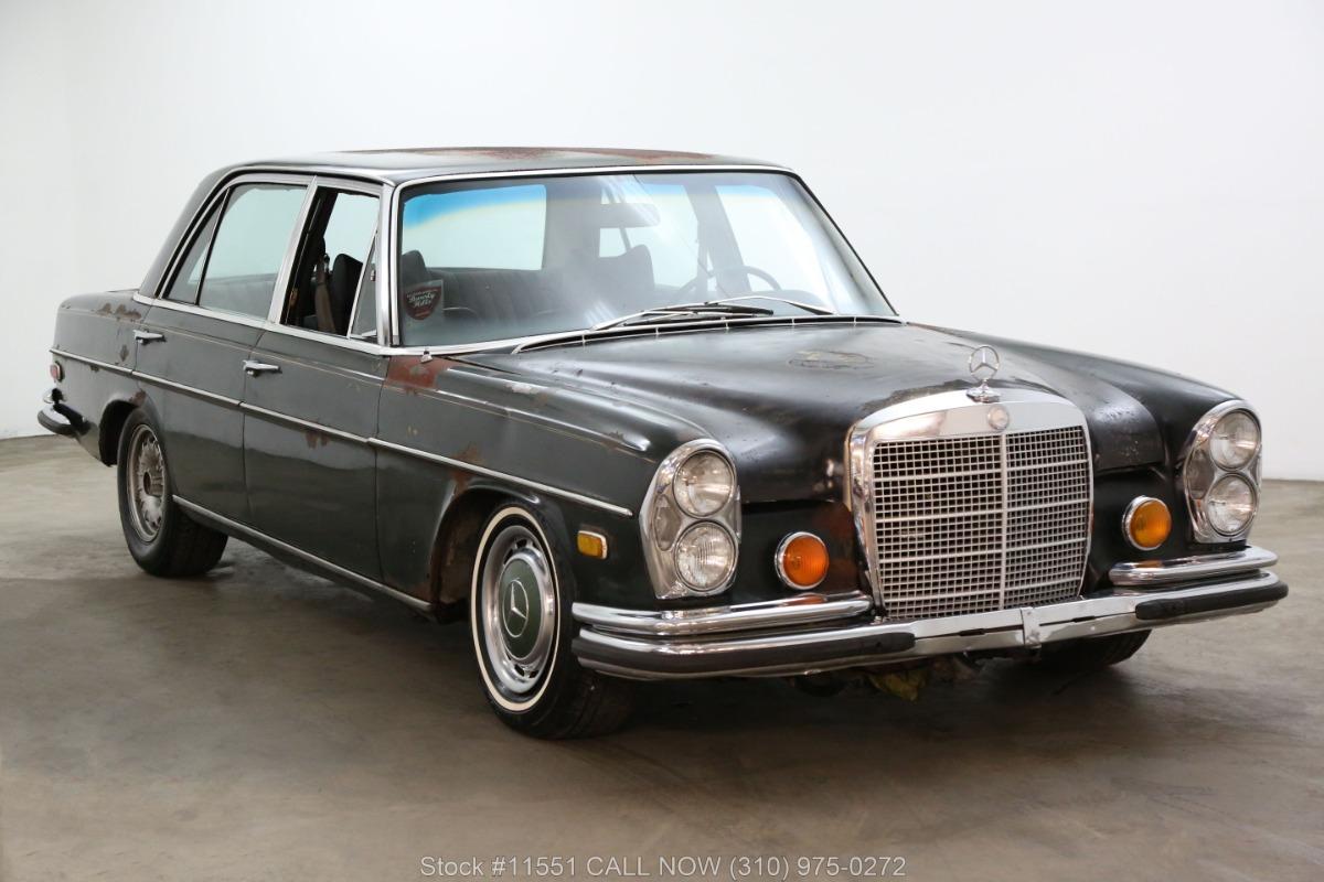 1971 Mercedes-Benz 300SEL 6.3