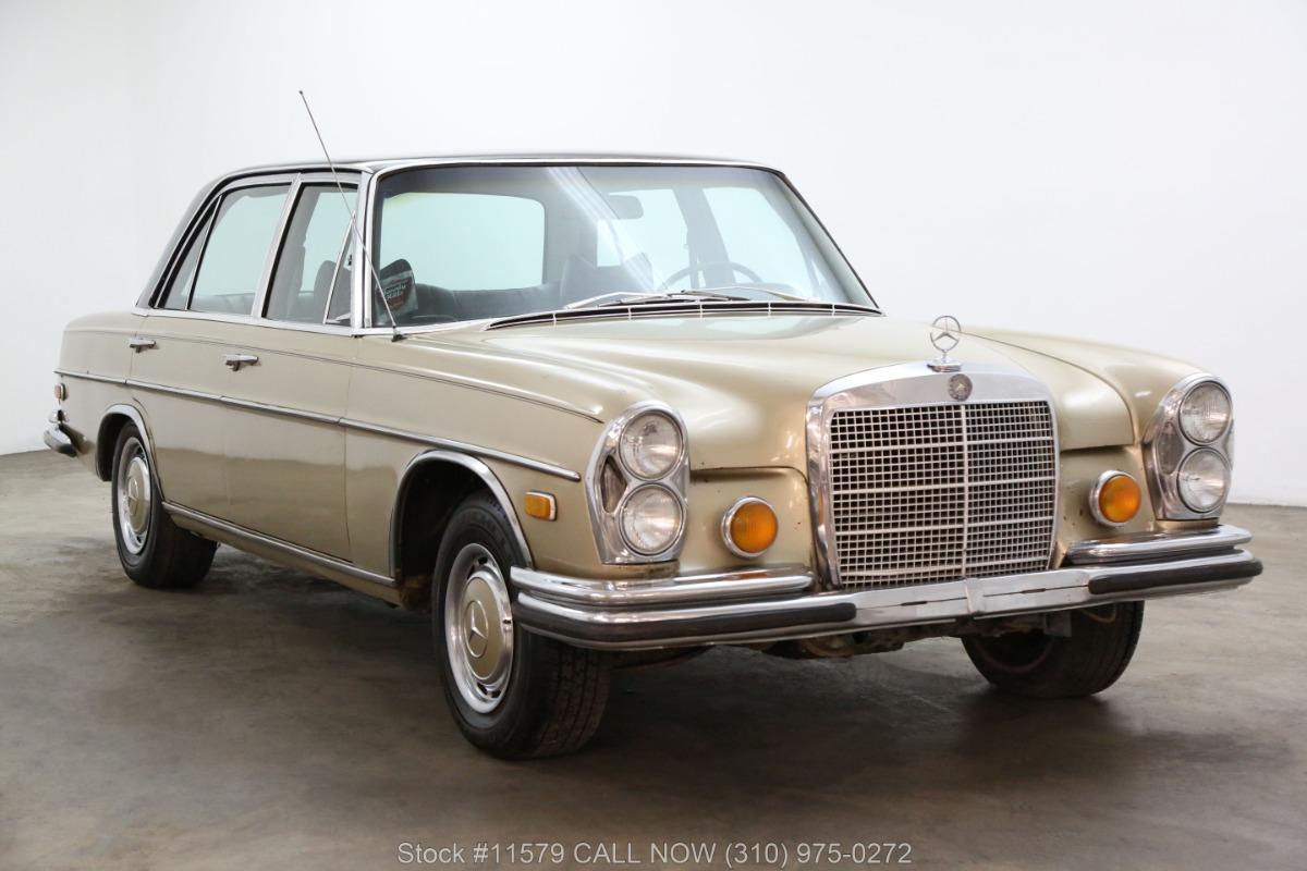 1970 Mercedes-Benz 300SEL 6.3 Sedan