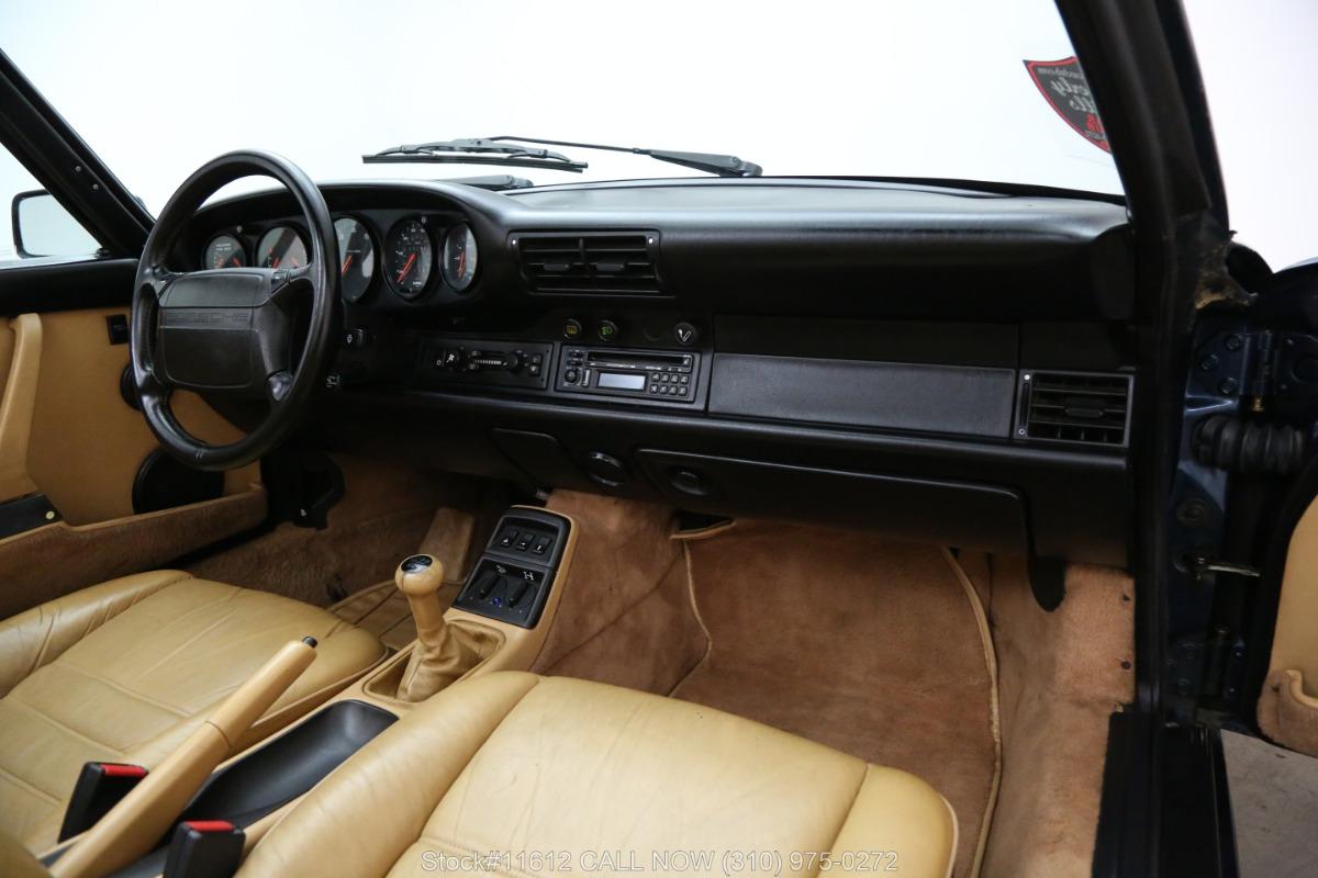 Used 1991 Porsche 964 Cabriolet   Los Angeles, CA