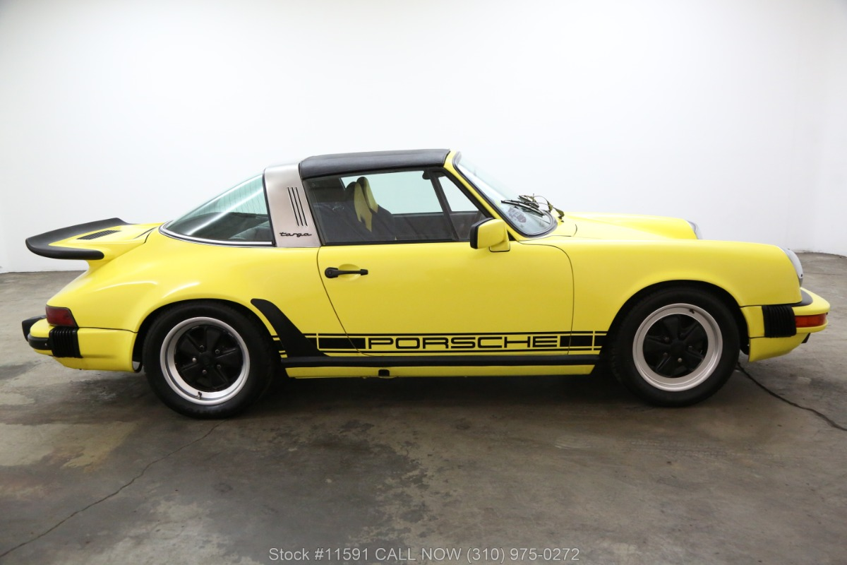 Used 1977 Porsche 911S Targa | Los Angeles, CA