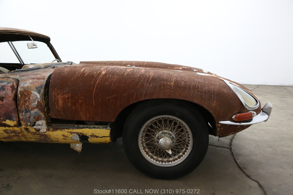 Used 1961 Jaguar XKE Fixed Head Coupe Flat Floor Right-Hand Drive | Los Angeles, CA