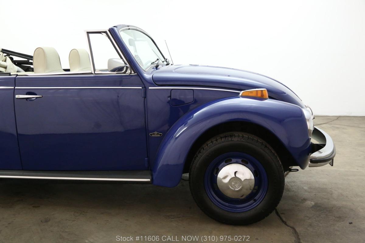 Used 1971 Volkswagen Super Beetle Cabriolet | Los Angeles, CA