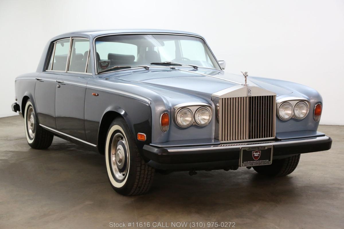 1979 Rolls Royce Silver Shadow