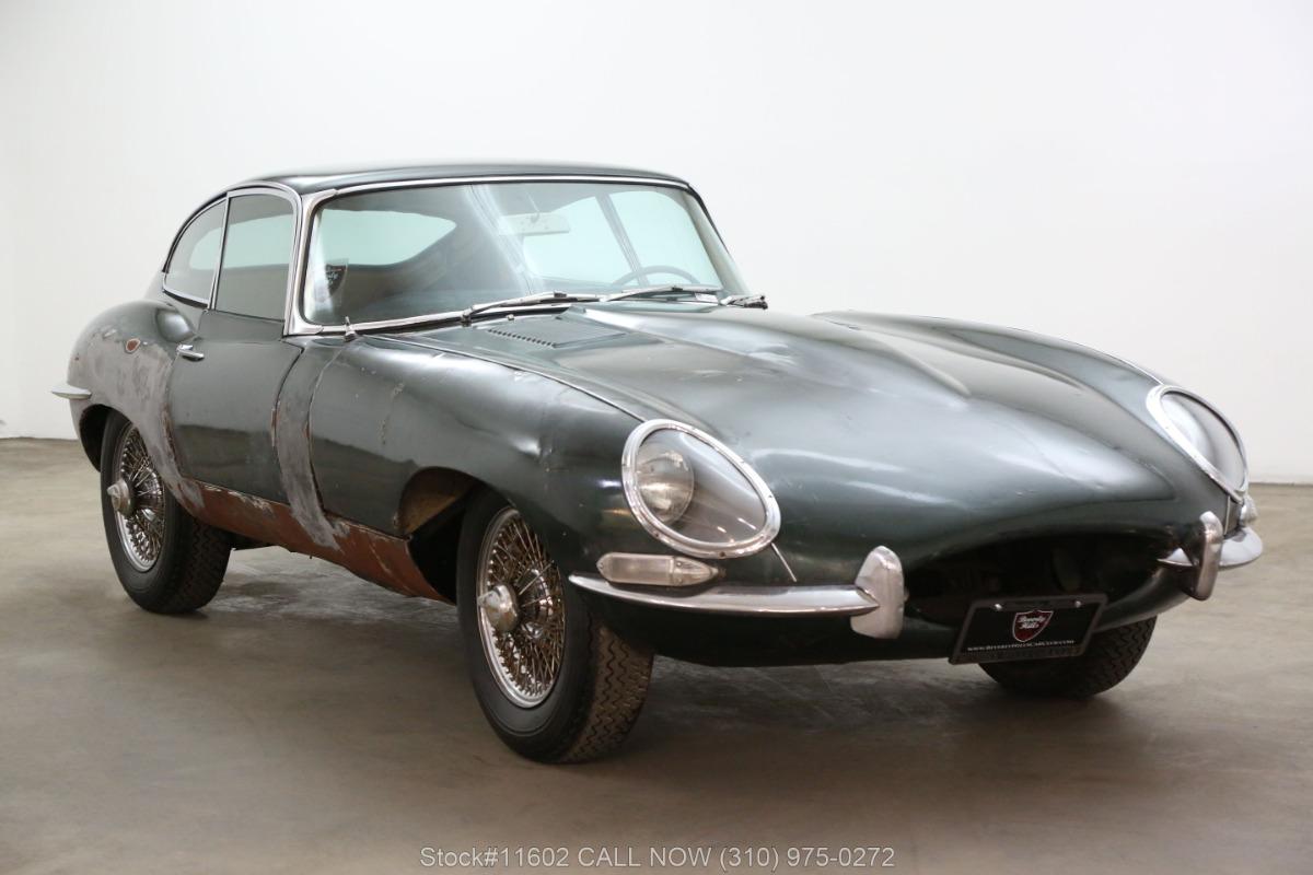 1965 Jaguar XKE Series I Fixed Head Coupe