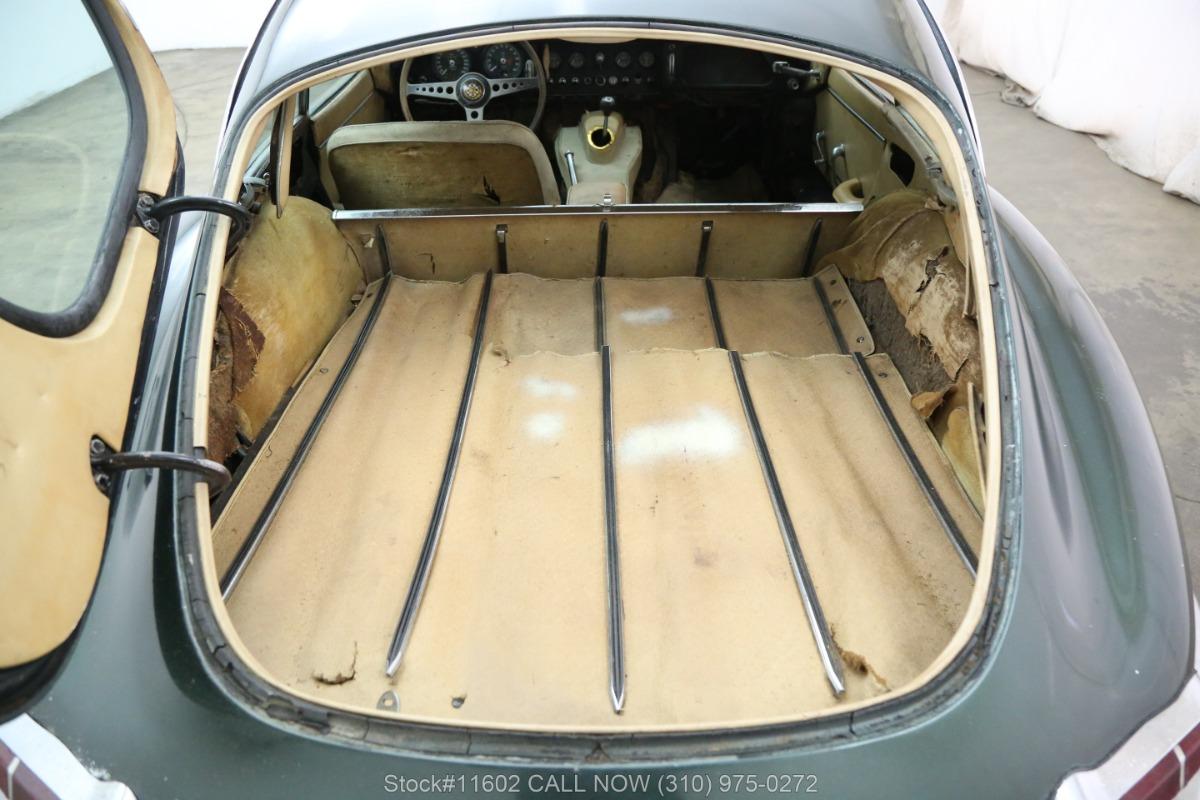 Used 1965 Jaguar XKE Series I Fixed Head Coupe | Los Angeles, CA