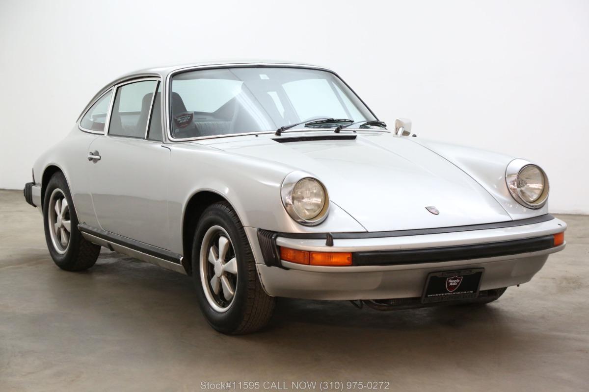 1975 Porsche 911S Silver Anniversary