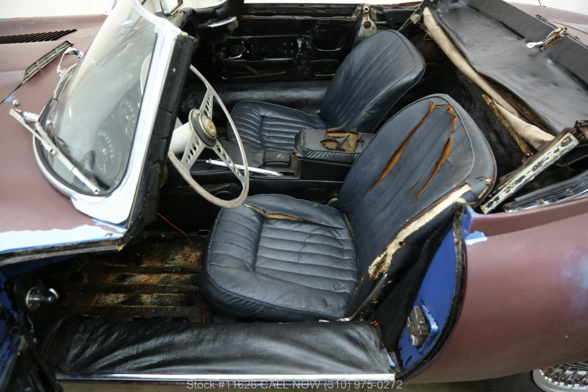 Used 1961 Jaguar XKE Roadster Flat Floor  | Los Angeles, CA