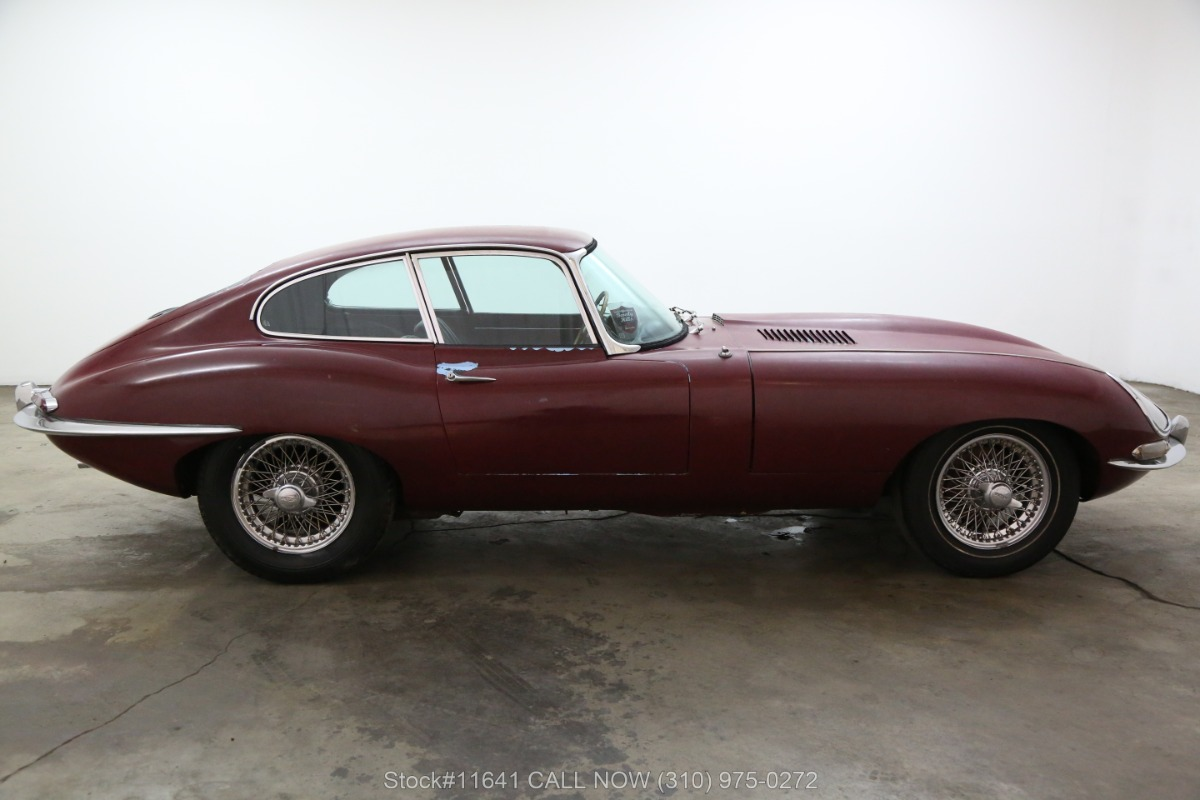 Used 1962 Jaguar XKE Fixed Head Coupe | Los Angeles, CA