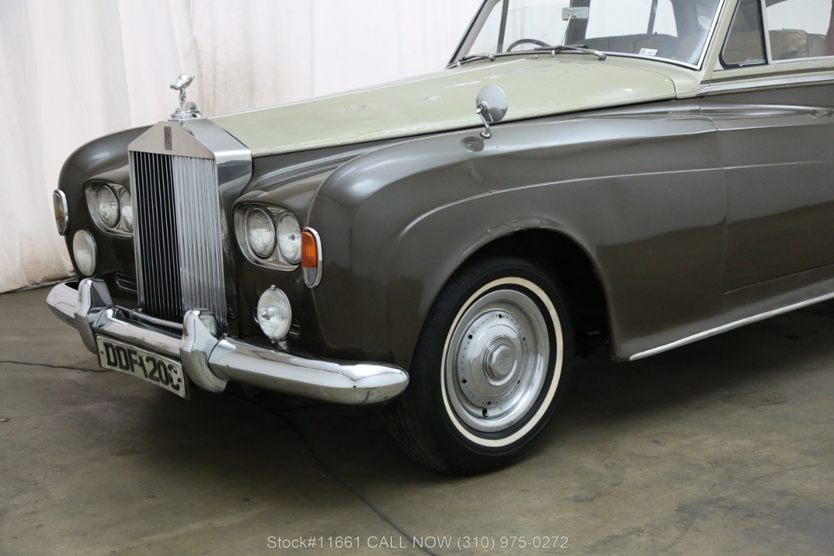 Used 1965 Rolls Royce Silver Cloud III Right-Hand Drive  | Los Angeles, CA