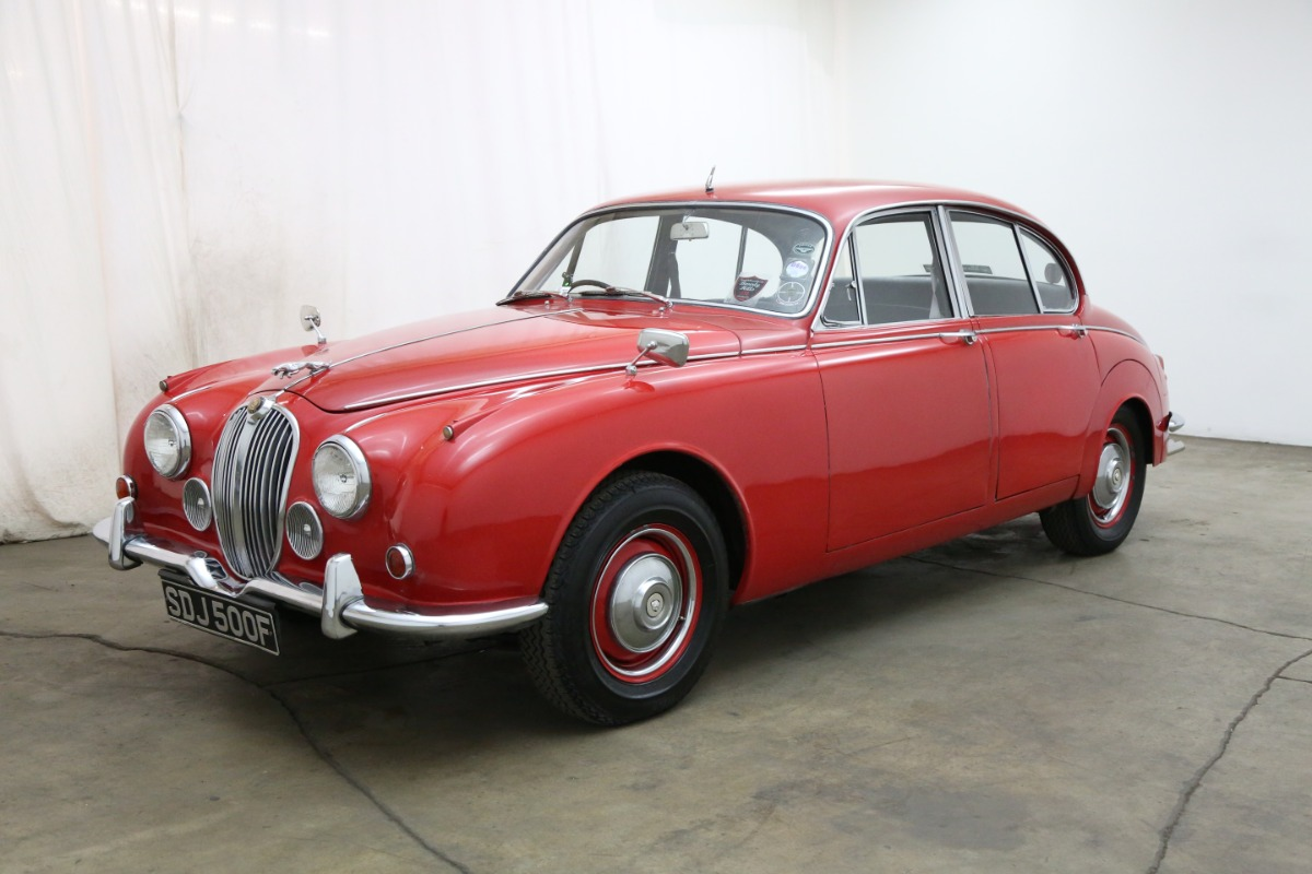 1968 Jaguar 240 | Beverly Hills Car Club