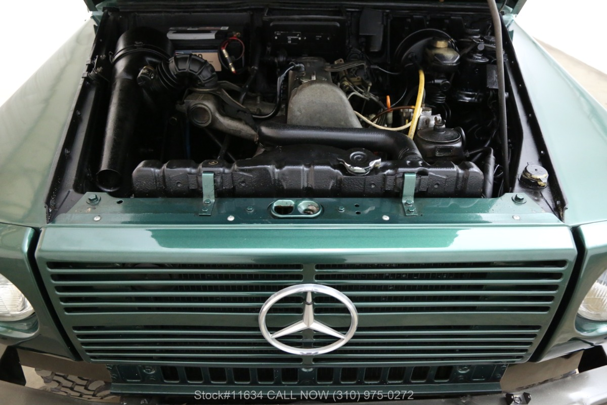 Used 1983 Mercedes-Benz G300 Convertible | Los Angeles, CA