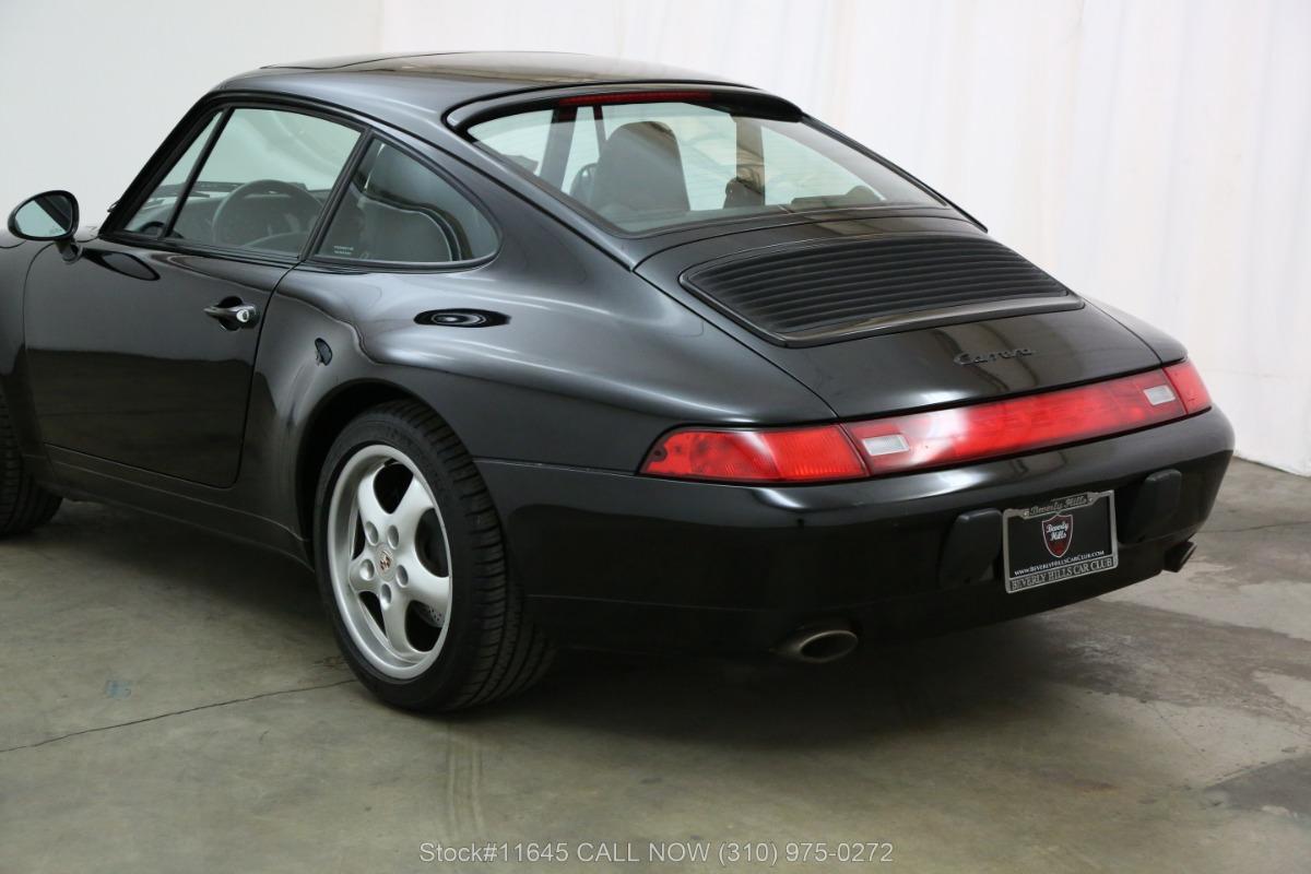 Used 1995 Porsche 993 Coupe   Los Angeles, CA