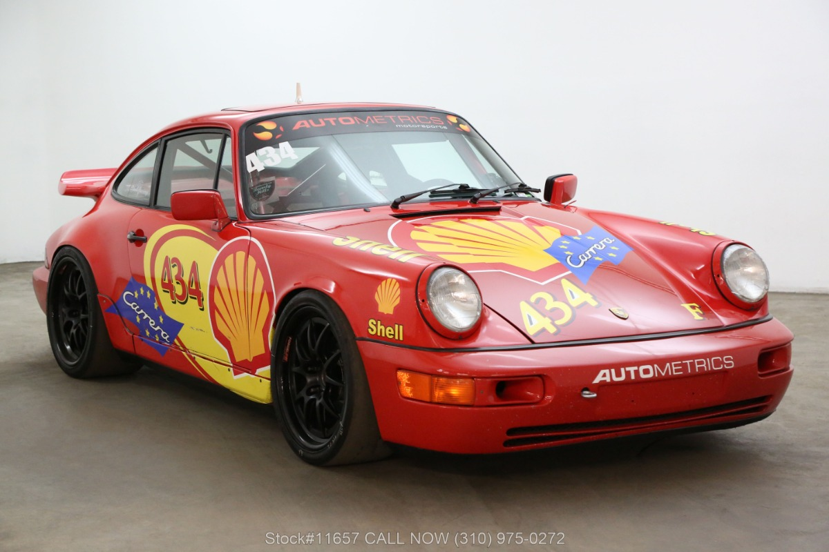 1990 Porsche 964 Carrera 2 Coupe