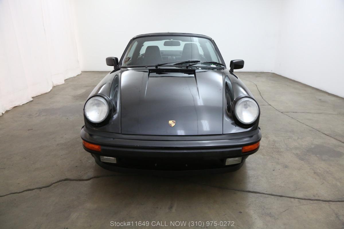 Used 1989 Porsche Carrera Targa   Los Angeles, CA