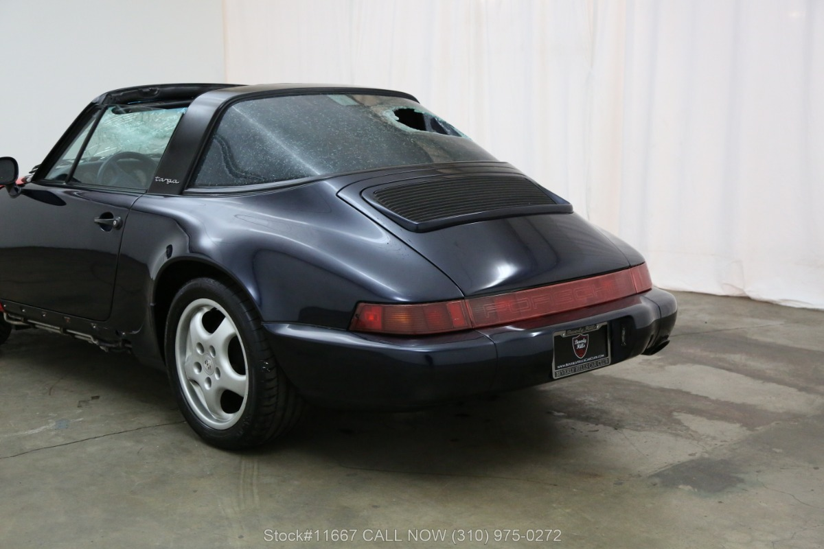 Used 1993 Porsche 964 Targa | Los Angeles, CA