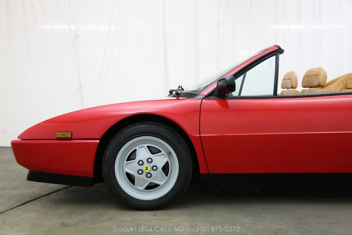 Used 1989 Ferrari Mondial T Cabriolet   Los Angeles, CA
