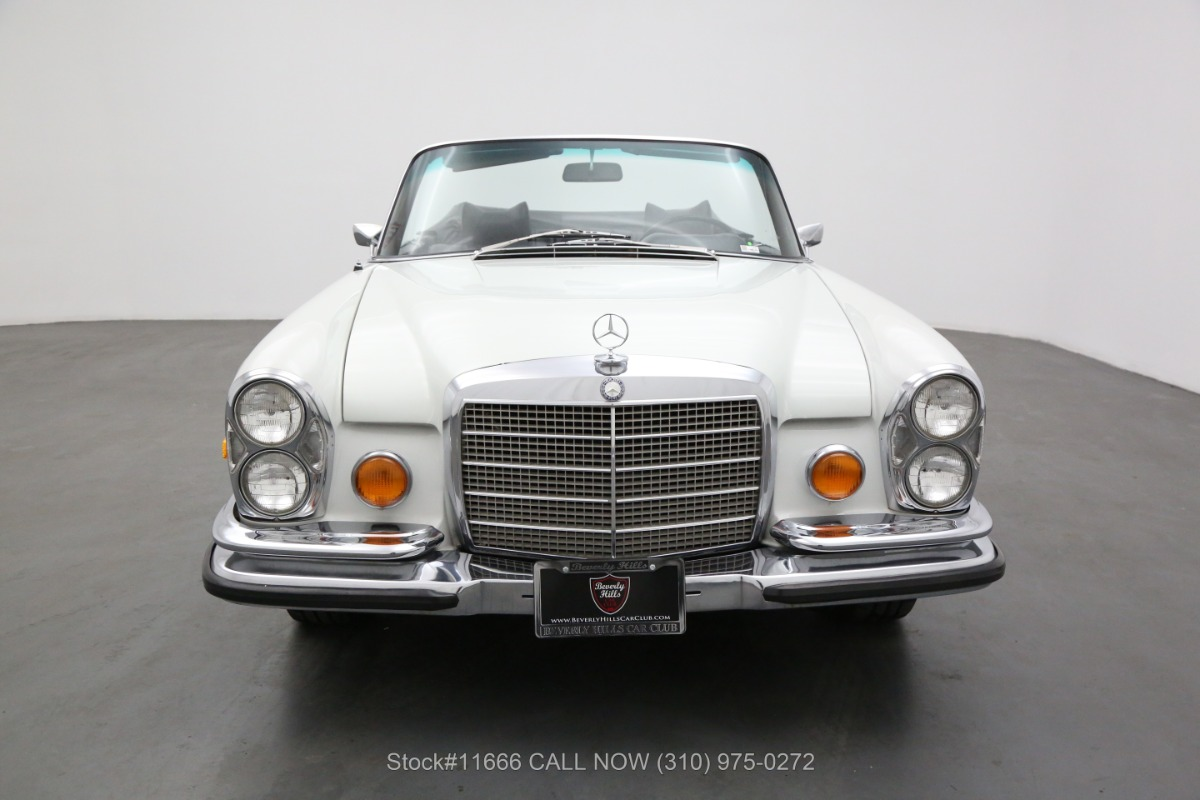 Used 1970 Mercedes-Benz 280SE Low Grille Cabriolet | Los Angeles, CA