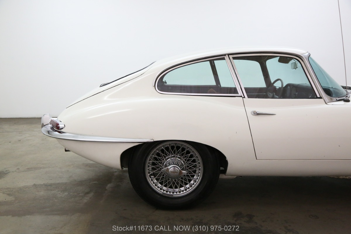 Used 1967 Jaguar XKE Fixed Head Coupe | Los Angeles, CA