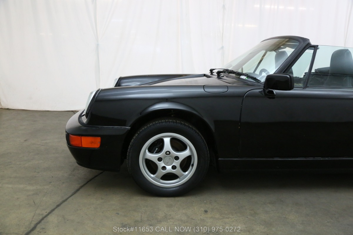 Used 1990 Porsche 964 Cabriolet | Los Angeles, CA