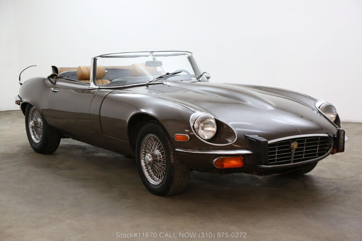 Used 1973 Jaguar XKE V12 Roadster | Los Angeles, CA