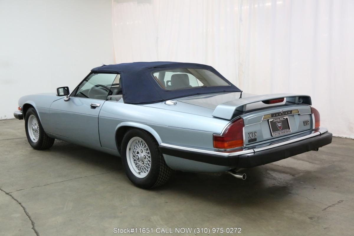 Used 1990 Jaguar XJS V12 Convertible   Los Angeles, CA