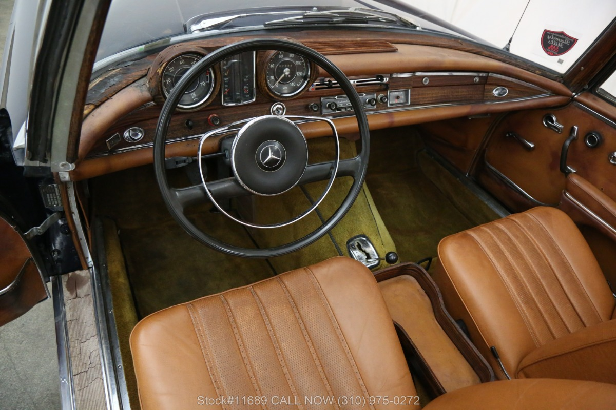 Used 1967 Mercedes-Benz 250SE Cabriolet   Los Angeles, CA