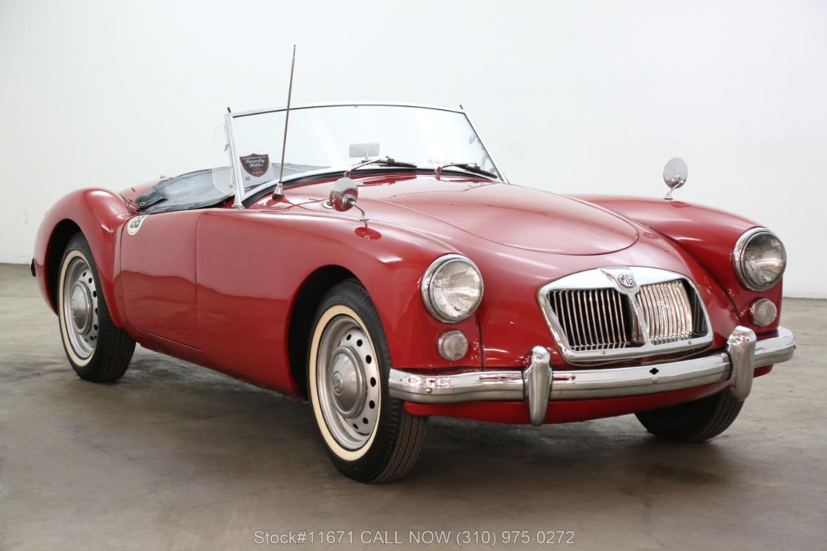 1960 MG A Roadster