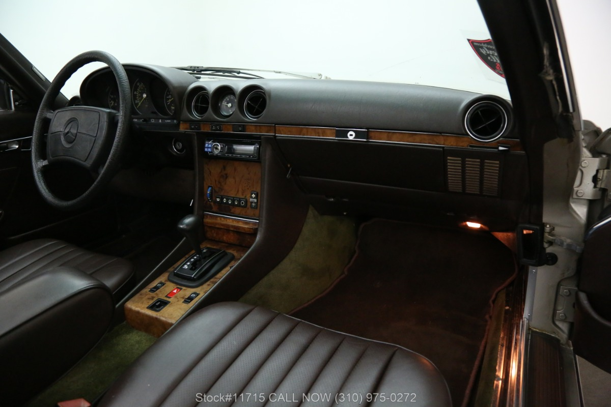 Used 1985 Mercedes-Benz 380SL    Los Angeles, CA