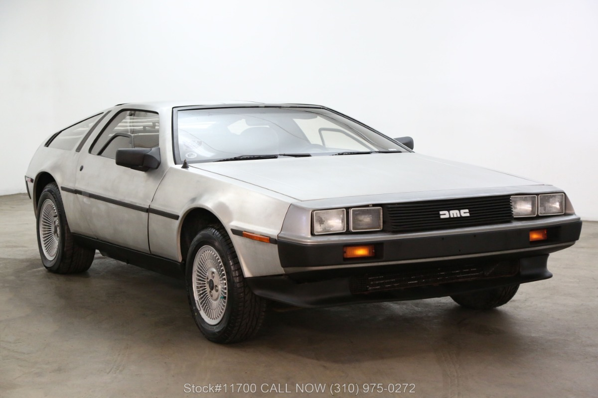 1981 DeLorean DMC