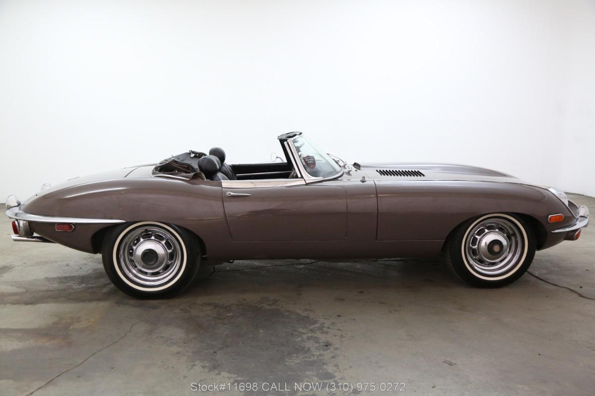 Used 1969 Jaguar XKE Roadster with 2 Tops   Los Angeles, CA