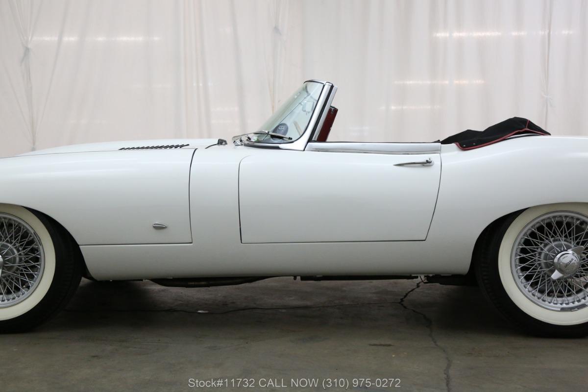 Used 1961 Jaguar XKE Series I Side Latch Flat Floor Roadster | Los Angeles, CA