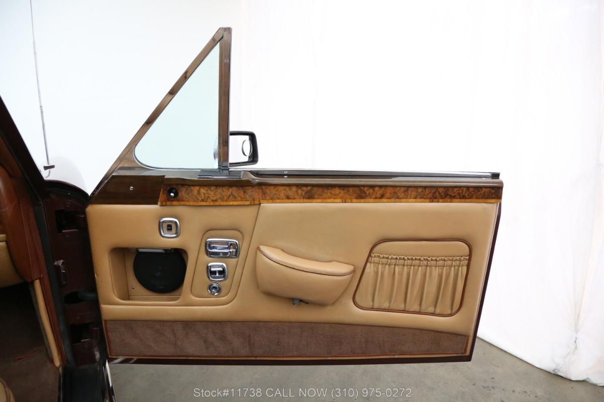 Used 1982 Rolls Royce Corniche Convertible | Los Angeles, CA