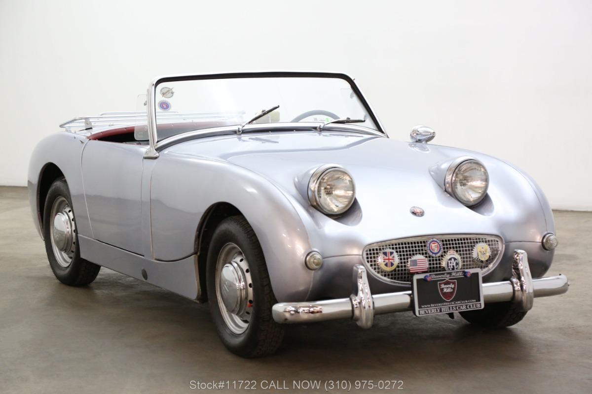 1961 Austin-Healey Bug Eye Sprite