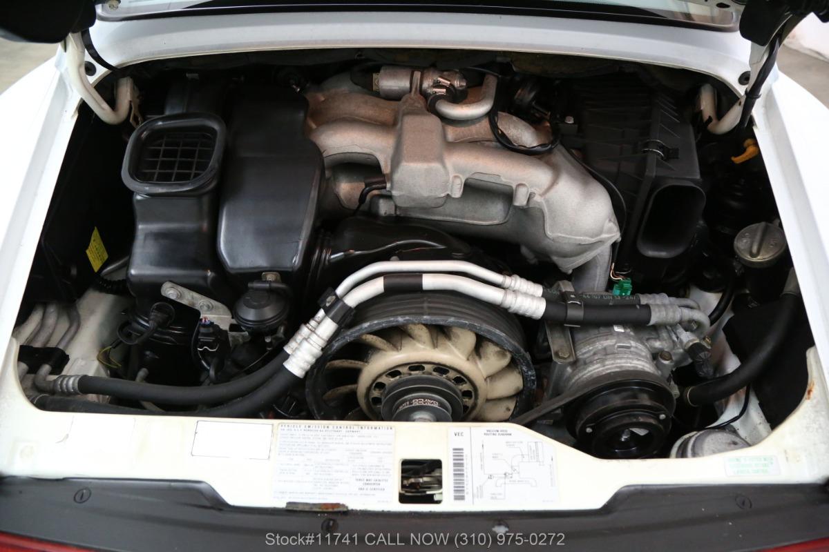 Used 1997 Porsche 993 Coupe    Los Angeles, CA