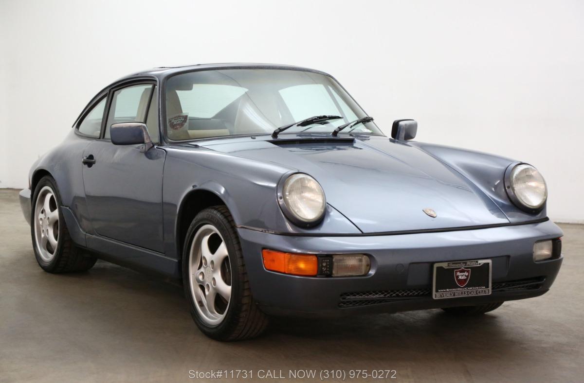 1990 Porsche 964 Coupe