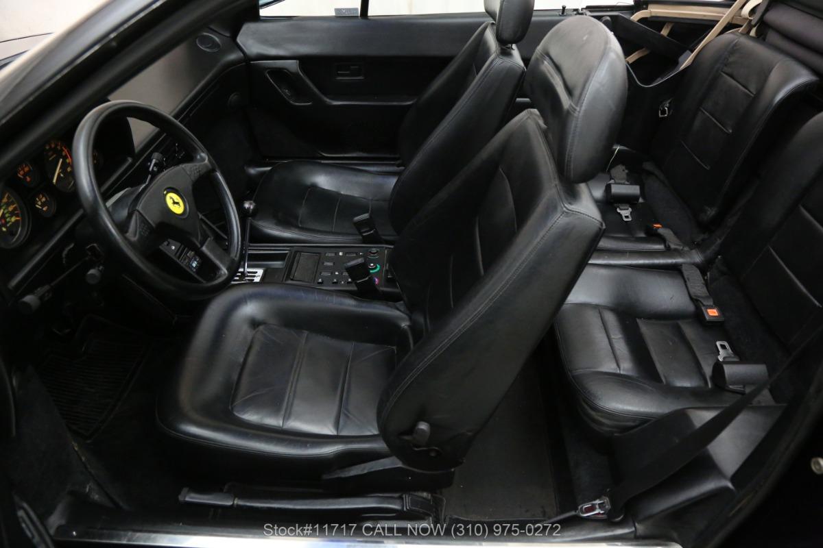 Used 1989 Ferrari Mondial T Cabriolet | Los Angeles, CA