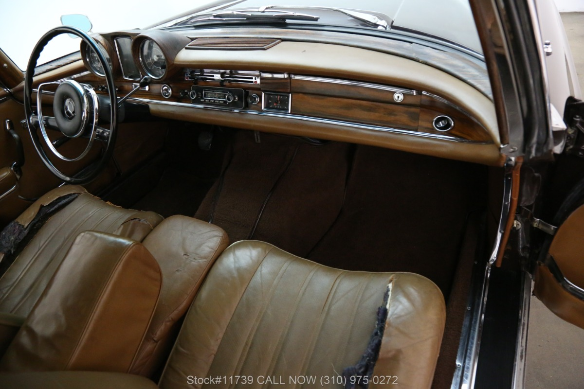 Used 1961 Mercedes-Benz 220SE Sunroof Coupe  | Los Angeles, CA
