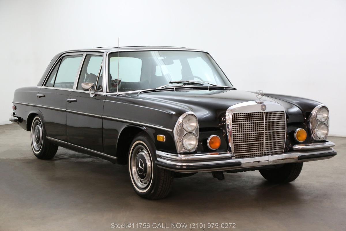1971 Mercedes-Benz 300SEL 3.5