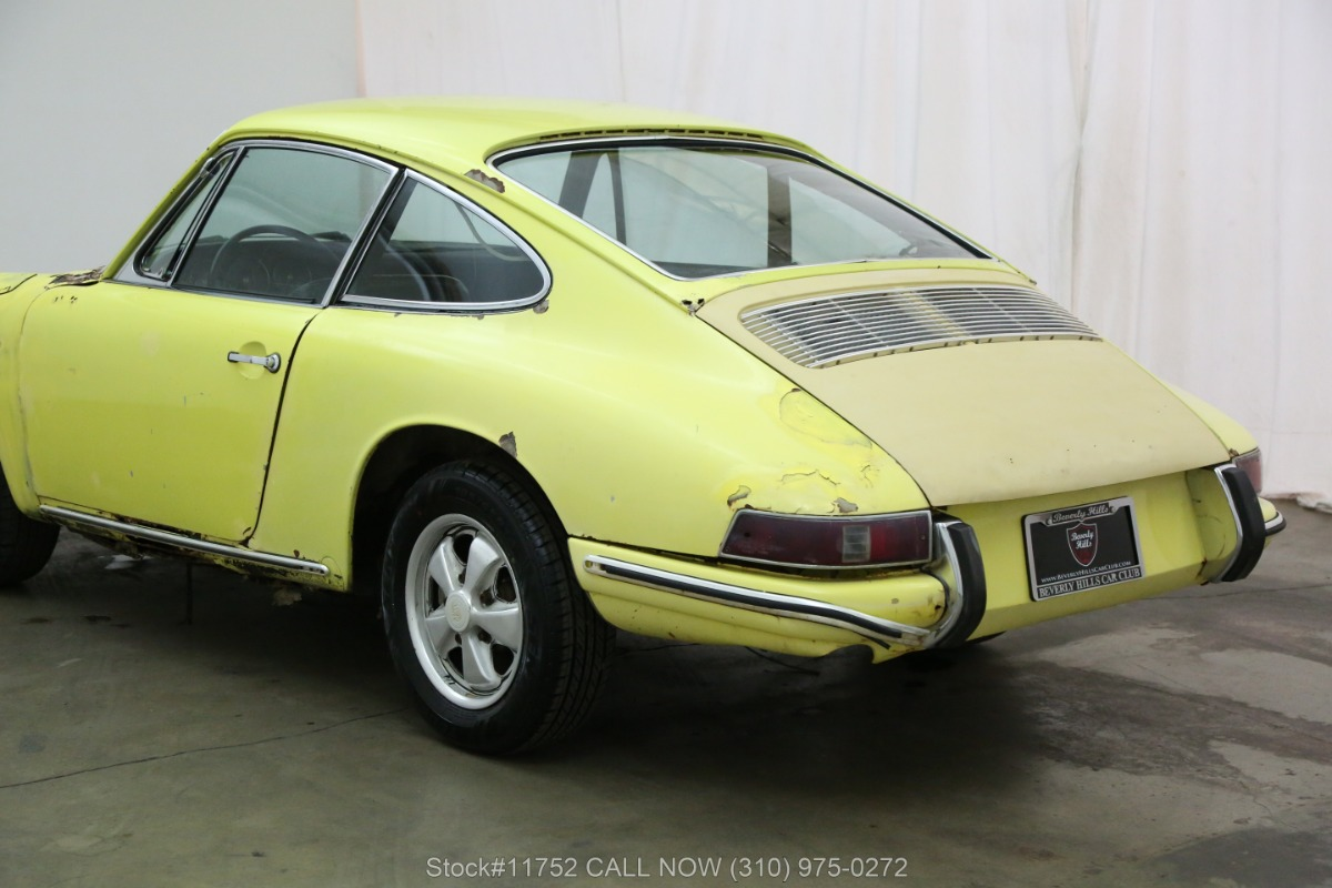 Used 1966 Porsche 912 3 Gage Coupe   Los Angeles, CA