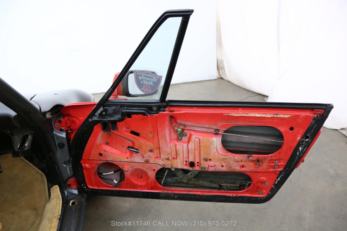 Used 1984 Porsche Carrera Targa Cabriolet Slant Nose Conversion | Los Angeles, CA