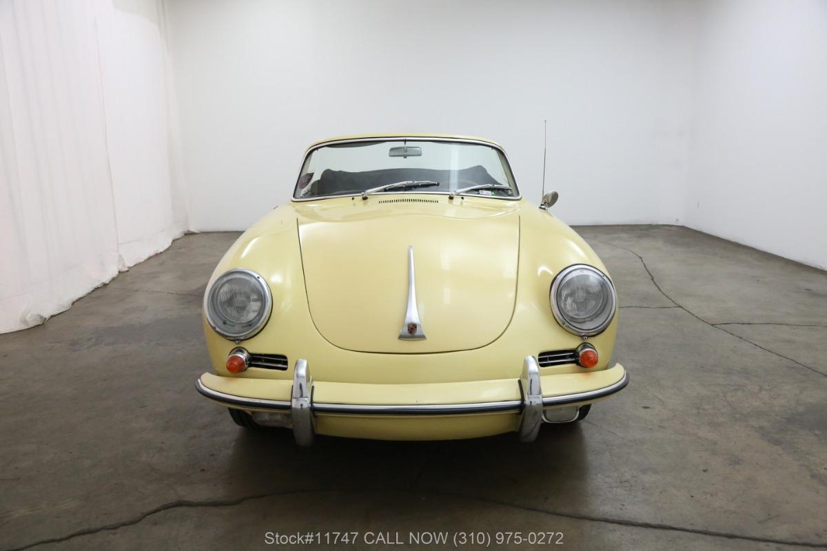 Used 1964 Porsche 356SC Cabriolet   Los Angeles, CA