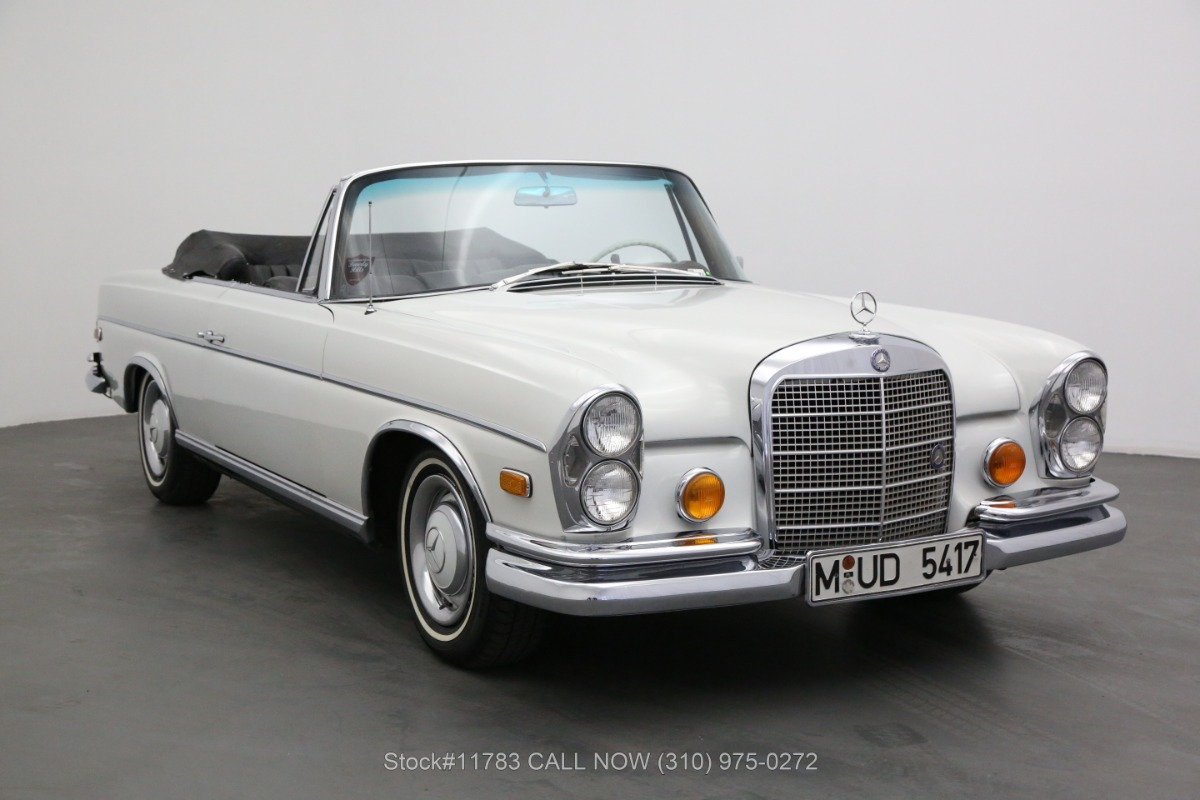 1967 Mercedes-Benz 300SE Cabriolet