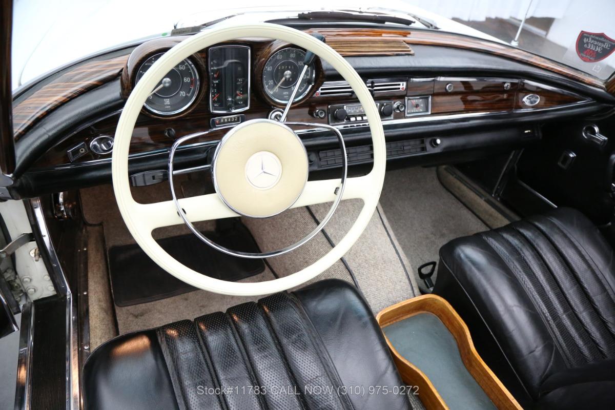 Used 1967 Mercedes-Benz 300SE Cabriolet | Los Angeles, CA