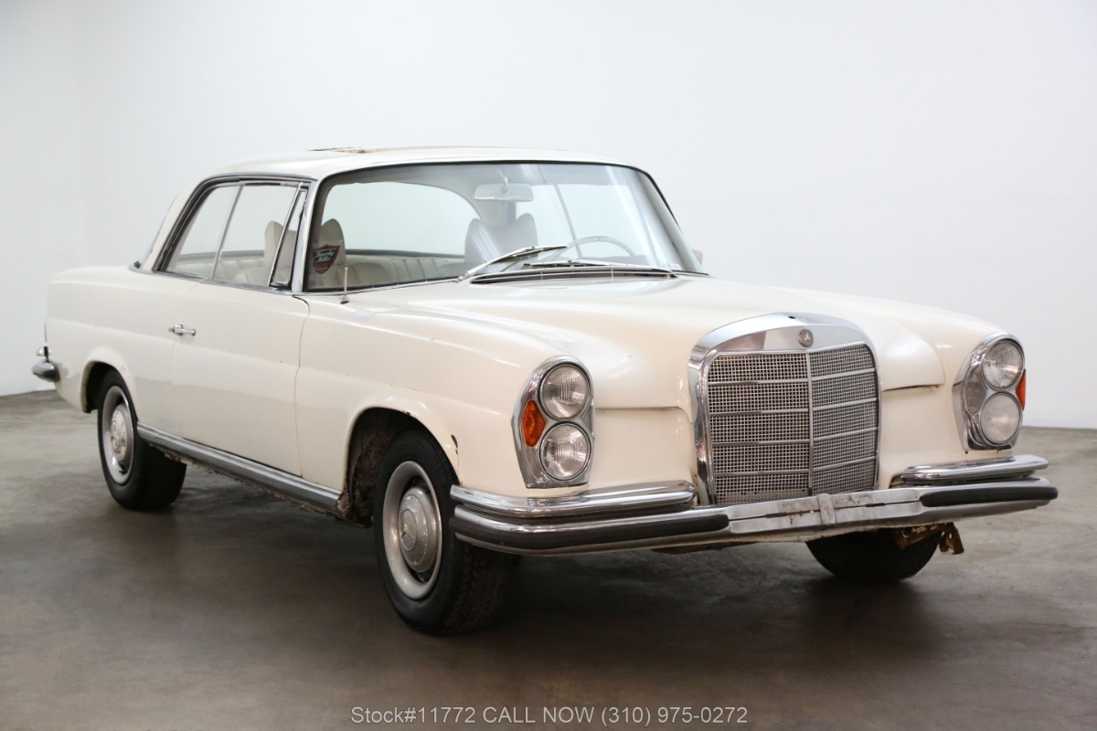 1965 Mercedes-Benz 300SE Sunroof Coupe