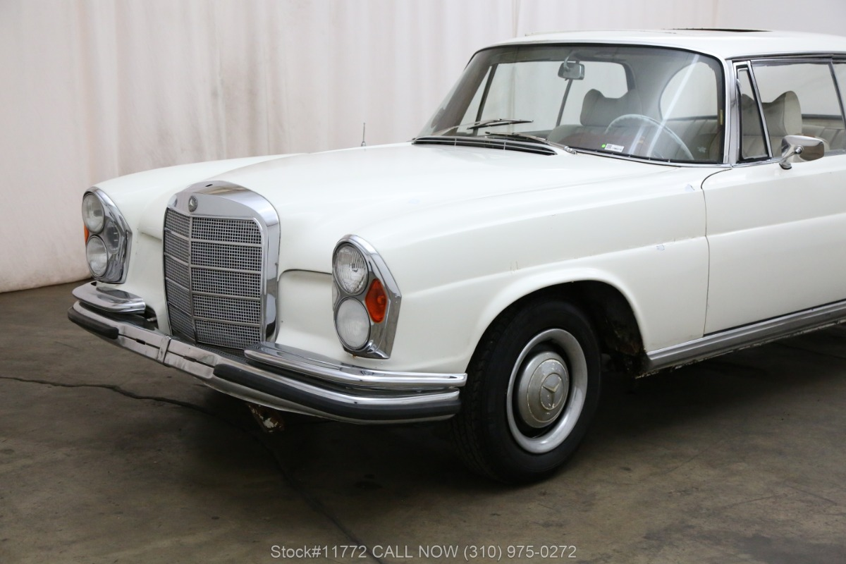 Used 1965 Mercedes-Benz 300SE Sunroof Coupe | Los Angeles, CA