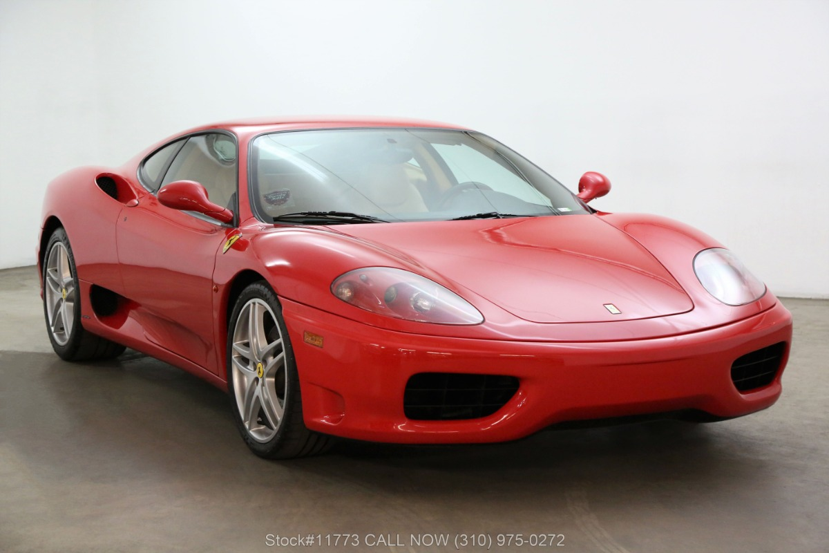 2001 Ferrari 360 Modena F1