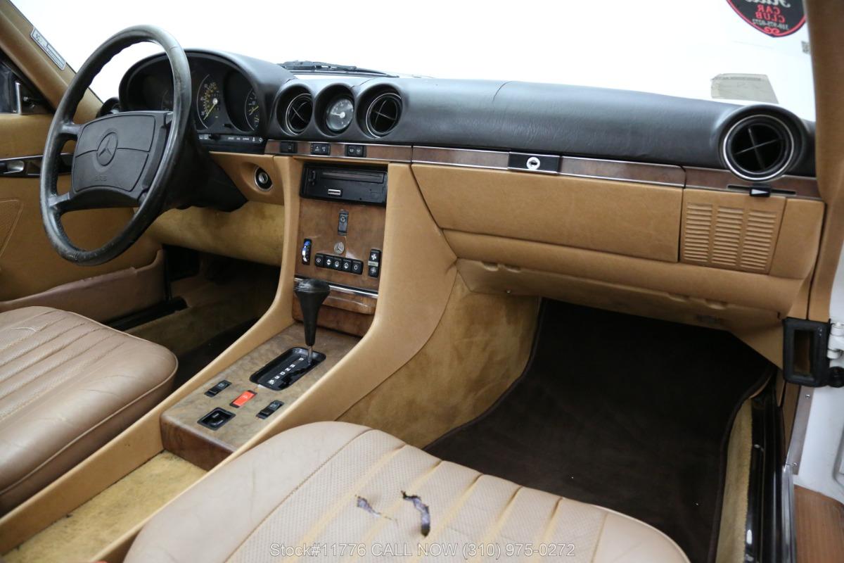 Used 1987 Mercedes-Benz 560SL    Los Angeles, CA
