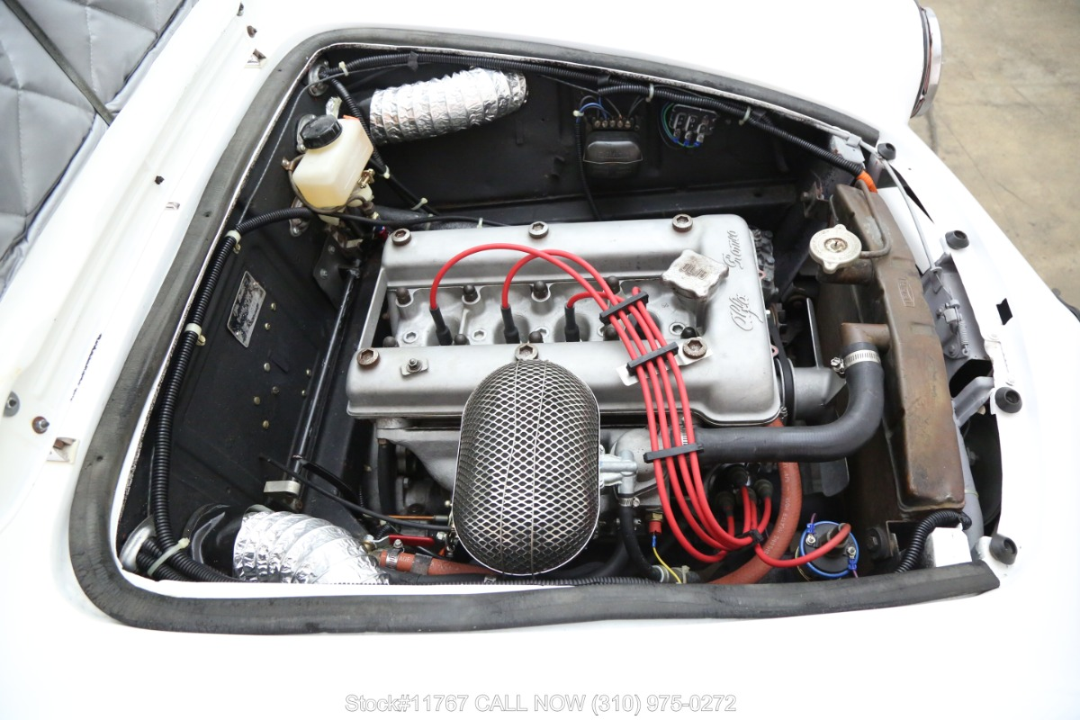 Used 1962 Alfa Romeo Giulietta Spider  | Los Angeles, CA
