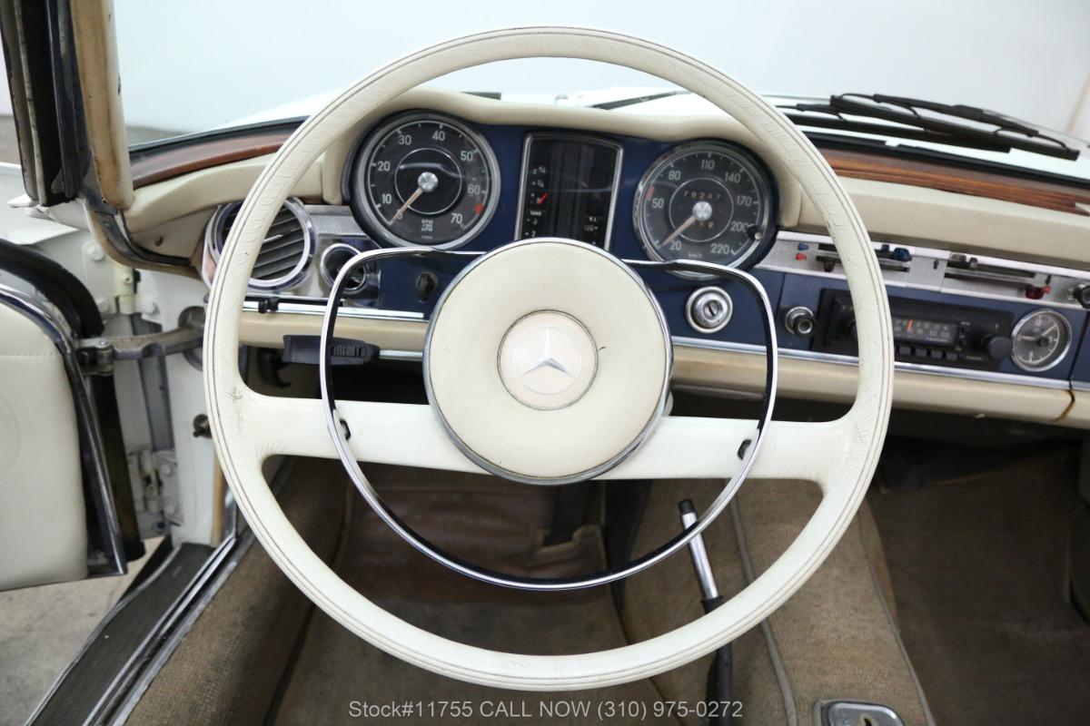 Used 1967 Mercedes-Benz 250SL    Los Angeles, CA