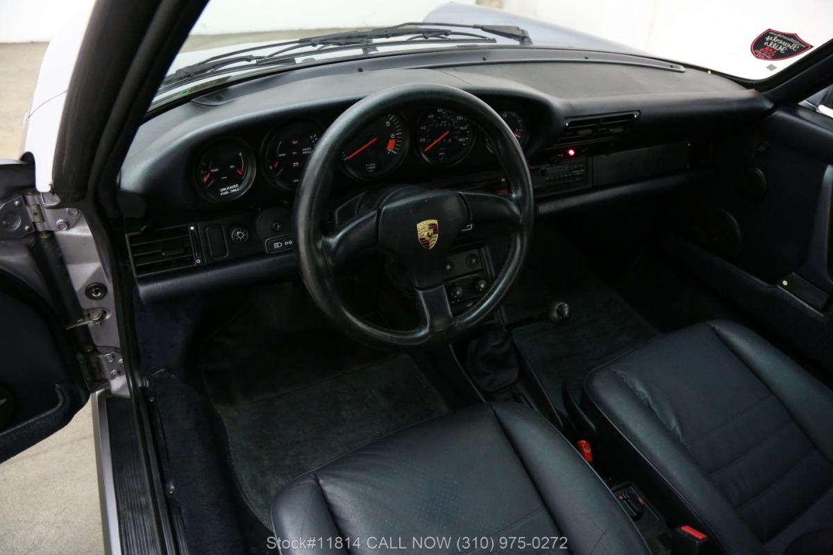 Used 1988 Porsche Carrera Coupe | Los Angeles, CA